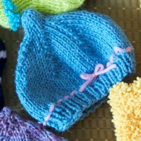 Схема шапочки
