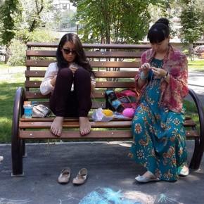 2-го августа в Алмате стояла отличная погода!