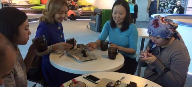 Встречя в Астана